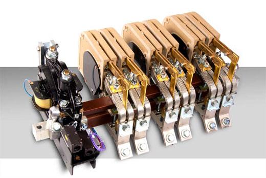 大电流接触器|强电流接触器|轨道交通用接触器|homa